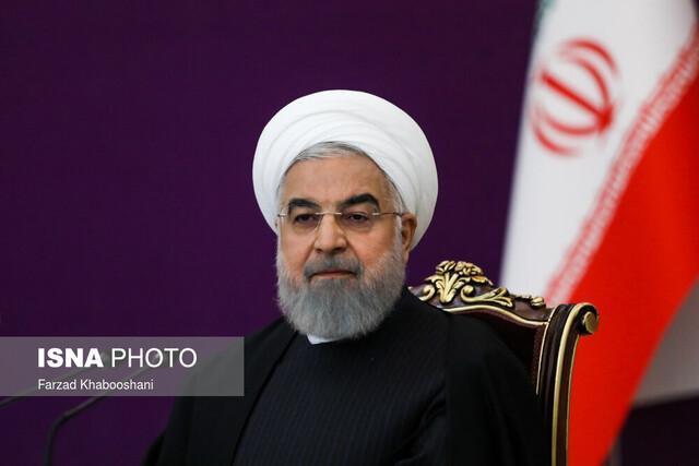 روحانی درگذشت سیامند رحمان را تسلیت گفت