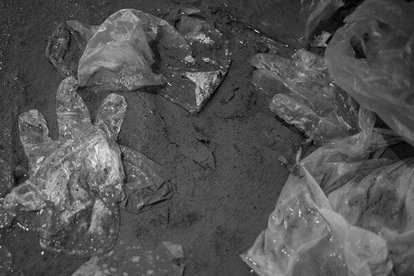 زباله های کرونایی، ویروس های خاموش