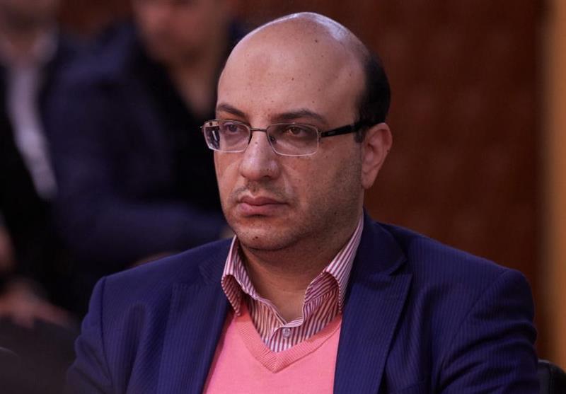 علی نژاد وارد مجمع انتخاباتی فدراسیون دوومیدانی شد