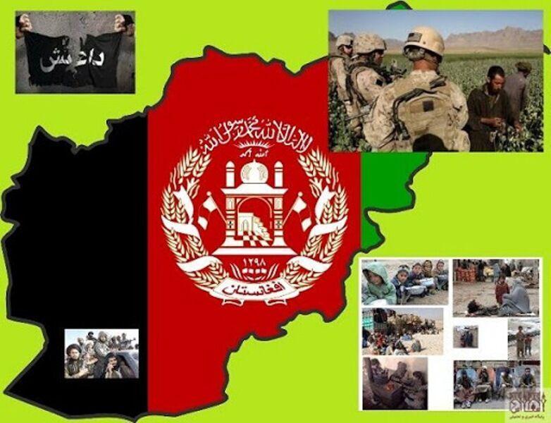 خبرنگاران افزایش بدبینی افغان ها نسبت به آمریکا
