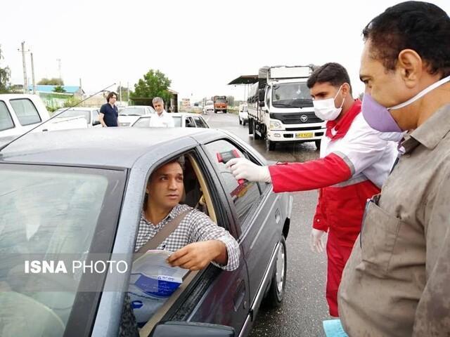 ممانعت از ورود یک هزار و 94 خودروی گردشگران به میناب