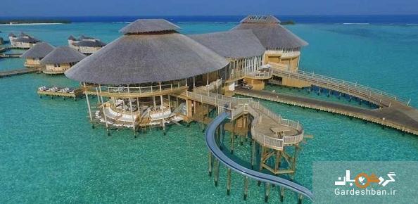 سونوا جانی(Soneva Jani)؛ اقامتگاهی خارق العاده در جزیره ای زیبا