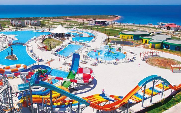 بهترین و لوکس ترین هتل های ساحلی ترکیه