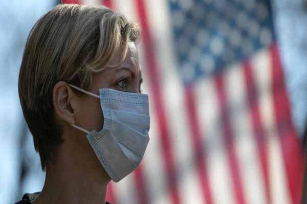 شمار فوتی های ناشی از کرونا در آمریکا از 6000 نفر فراتر رفت