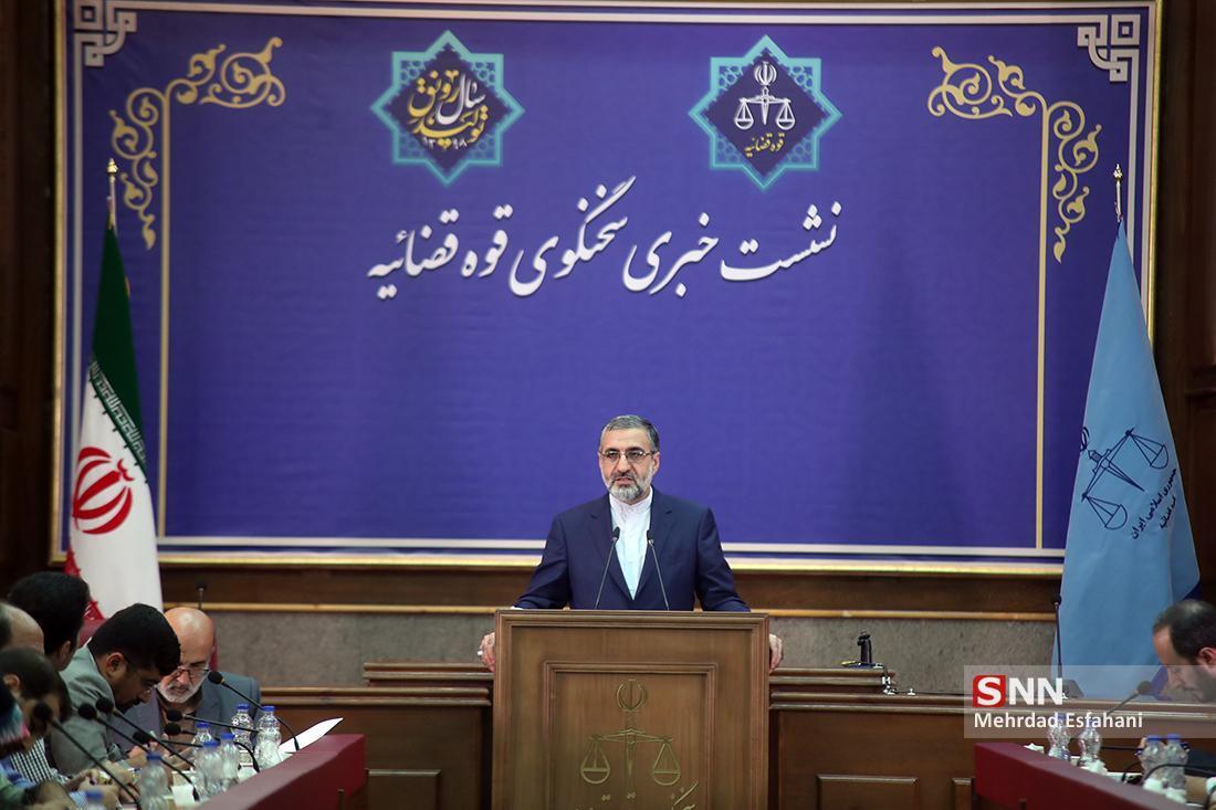 تامین امنیت قضایی و اقتصادی در جهت بهبود فضای کار ، از زندانیان مرخص شده، فقط یک بازداشت مجدد داشتیم، اظهارات رئیس پلیس تهران دقیق نبود