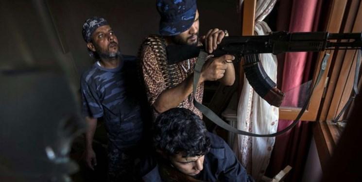ورود تجهیزات جدید و نیروهای تازه نفس از امارات به لیبی