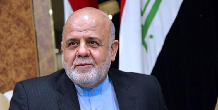ابراز خرسندی سفیر ایران از آمار کم مبتلایان به کرونا در عراق