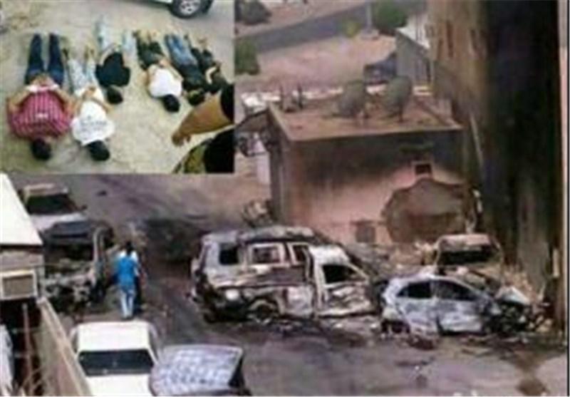 صدور حکم اعدام برای 3 عربستانی