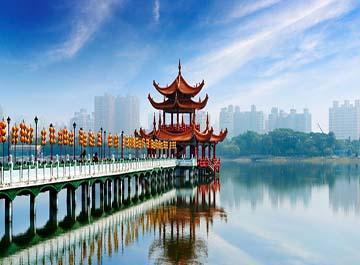 آشنایی با مناطق گردشگری چین