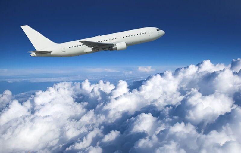 خبرنگاران نخستین پرواز ایران - تاجیکستان پس از شیوع کرونا انجام شد