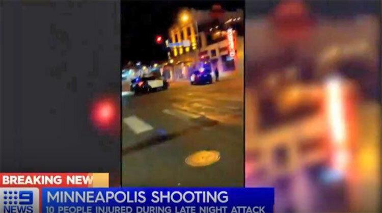 یک کشته و 11 زخمی در تیراندازی مرگبار مینیاپلیس