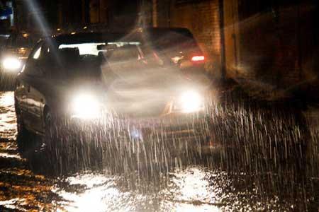 هشدار هواشناسی نسبت به وقوع رگبار باران