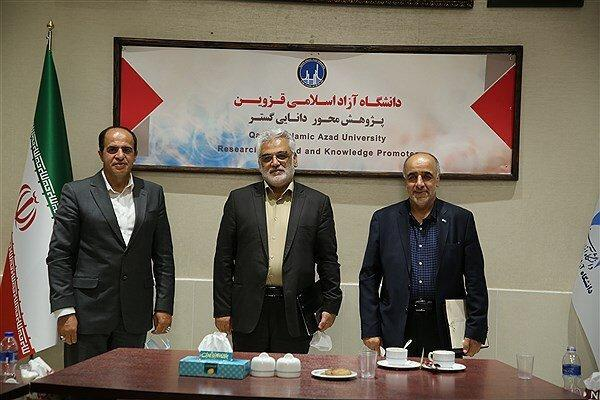 سرپرست جدید دانشگاه آزاد قزوین معرفی گردید