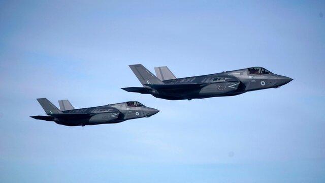 چراغ سبز آمریکا به فروش 105 فروند F-35 به ژاپن