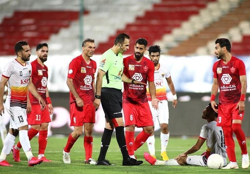 اعلام اسامی داوران ملاقاتهای هفته بیست وششم لیگ برتر فوتبال و 2 ملاقات معوقه
