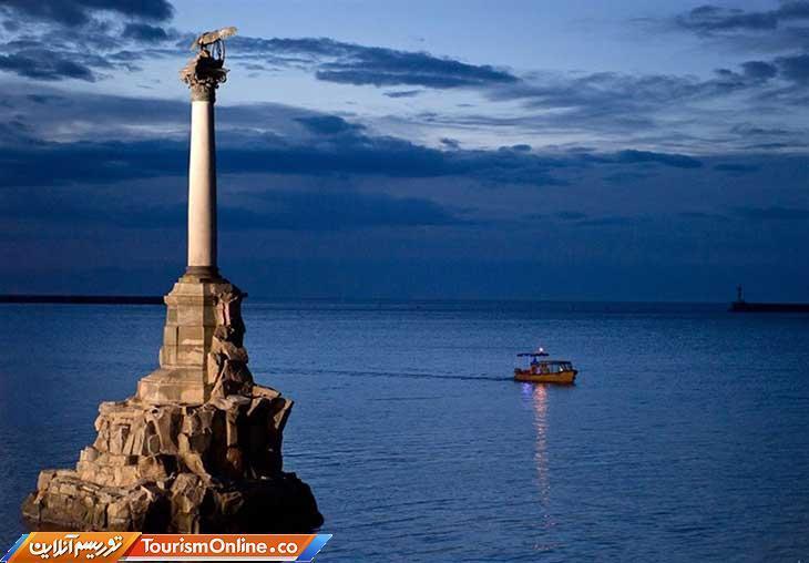 شبه جزیره کریمه هنوز جهانگرد می پذیرد