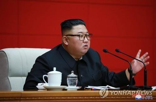 خبرنگاران رهبر کره شمالی با پذیرش کمک های خارجی مخالفت کرد