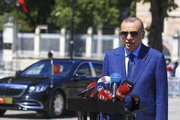 اردوغان: به دنبال عکس یادگاری در لبنان نیستیم