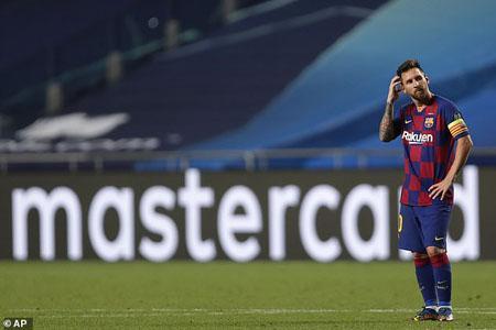 دنیای فوتبال در شوک تصمیم مسی ، لئو ، کرونا را کنار زد! ، تظاهرات هواداران بارسا
