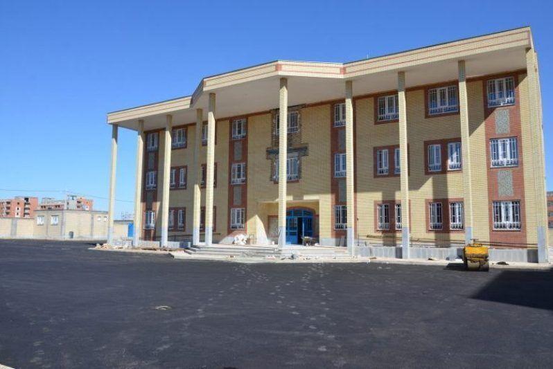 خبرنگاران 10 مدرسه جدید در روانسر راه اندازی شد