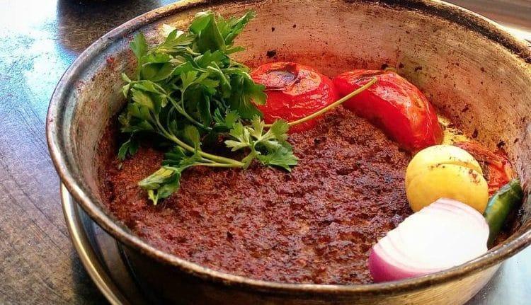 طرز تهیه تاوا کباب تبریز یا کباب تابه ای بسیار خوشمزه