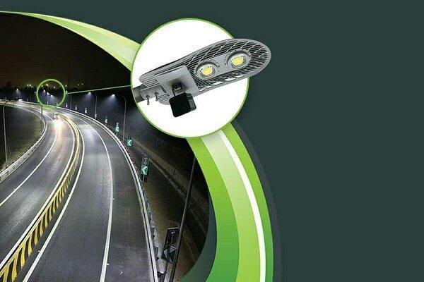 تولید چراغهای هوشمند برای پارک و خیابان با ویژگی صرفه جویی در برق