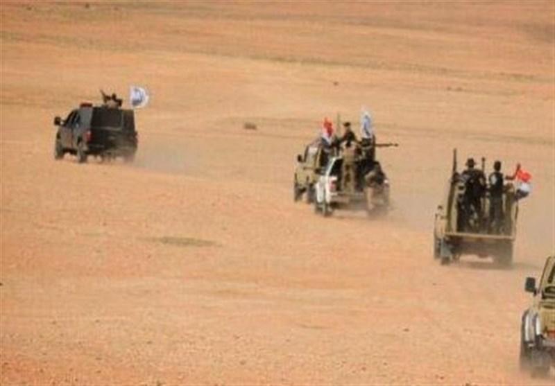 عراق، شروع عملیات امنیتی حشد شعبی در مرزهای سوریه