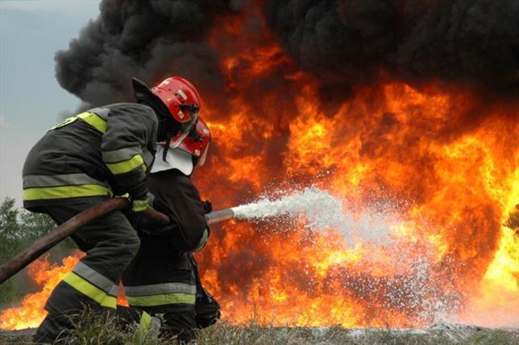 آتش سوزی مهیب در مشهد