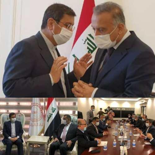 بانک مرکزی، توافق با عراق برای آزاد کردن منابع اقتصادی بانک مرکزی