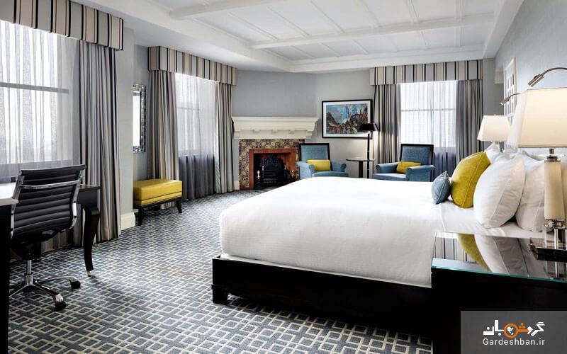 هتل فرمونت رویال یورک(Fairmont Royal York Hotel)؛از هتل های 4 ستاره شهر تورنتو