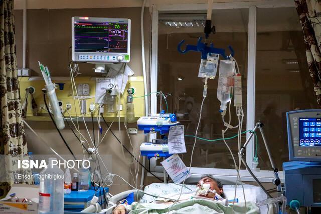 تکمیل تخت های ICU کرونا در اهواز ، درخواست کمک از ارتش