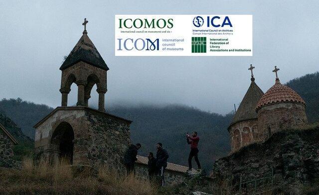 بیانیه چهار نهاد یونسکو درباره میراث تاریخی قره باغ