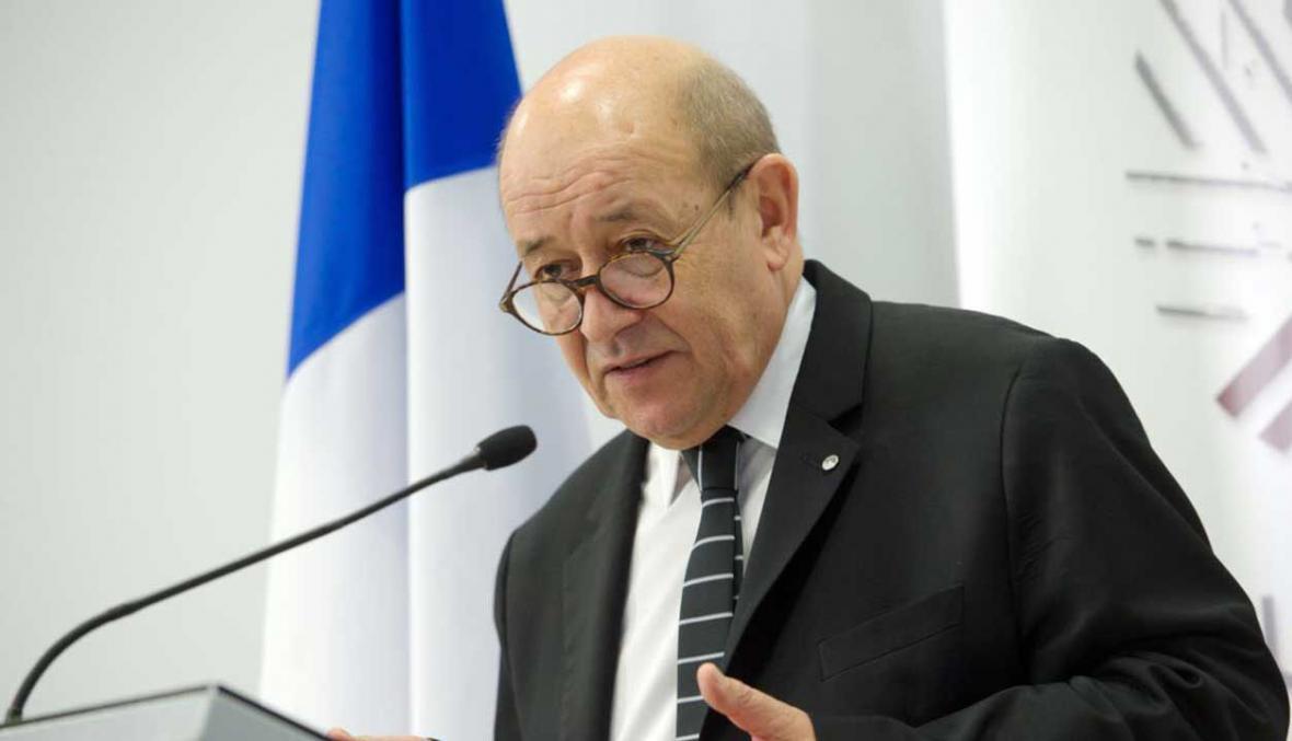 خبرنگاران ادعای وزیر امورخارجه فرانسه درباره اوضاع لبنان