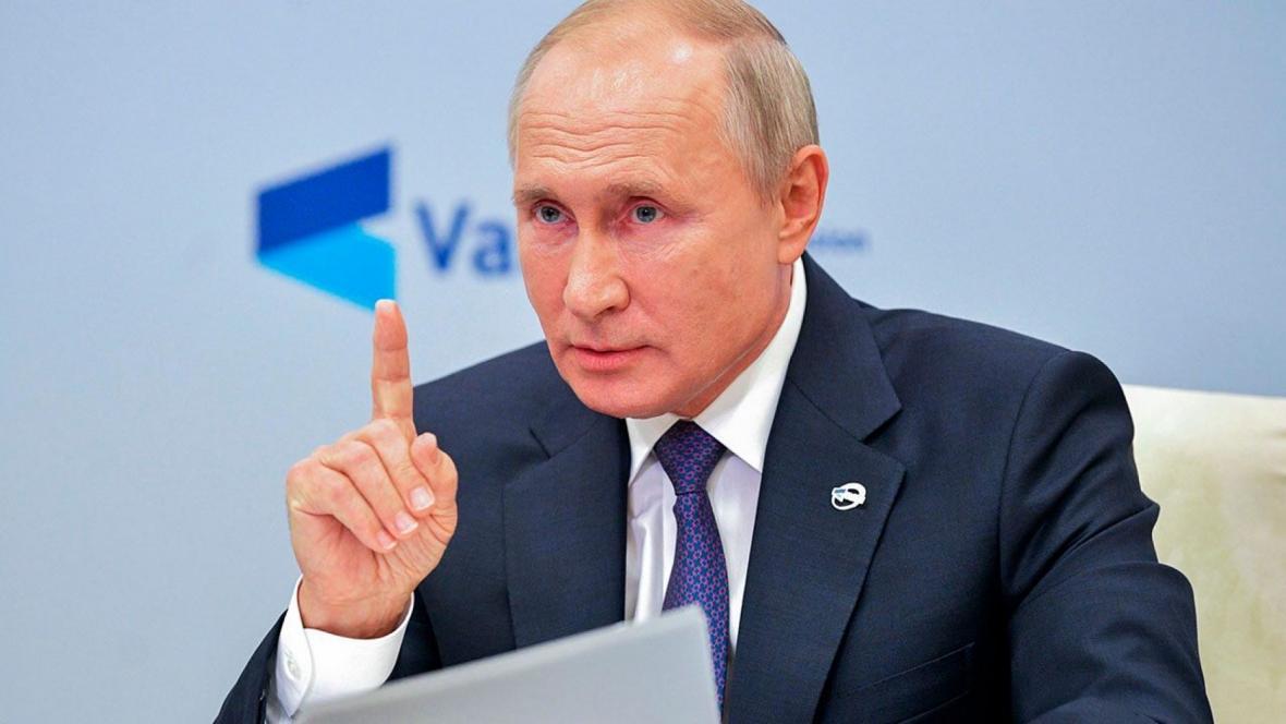 ارایه طرح مصونیت قضایی مادام العمر پوتین به مجلس روسیه