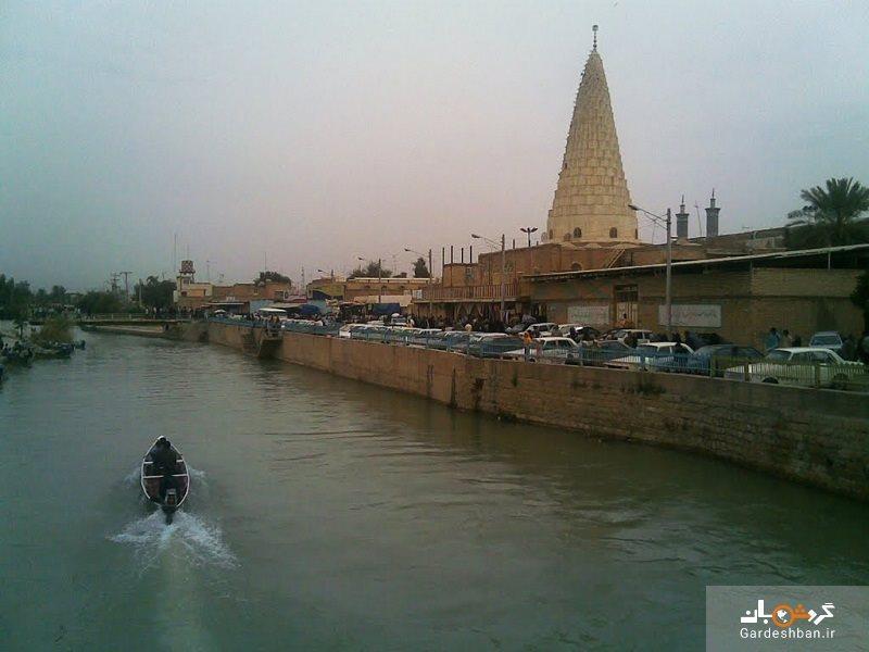 رودخانه شاوور؛ طبیعت جذاب شهرستان شوش