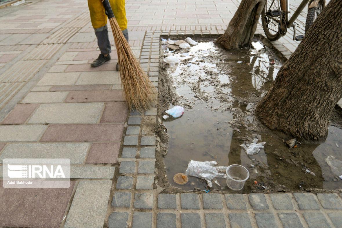 زباله های کرونایی روی زمین؛ مراعات کنید تا از شر آلودگی ها خلاص شویم