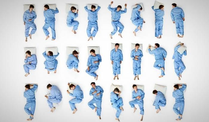 مدل خوابیدنتان می تواند شما را بیمار کند !
