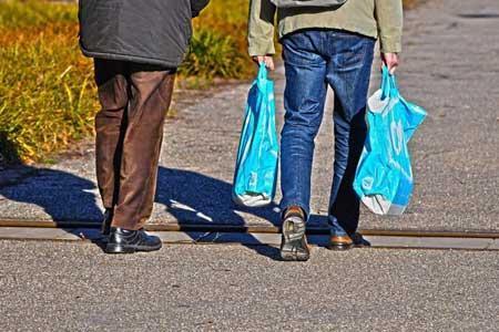 استفاده از کیسه های پلاستیکی در آلمان ممنوع می شود