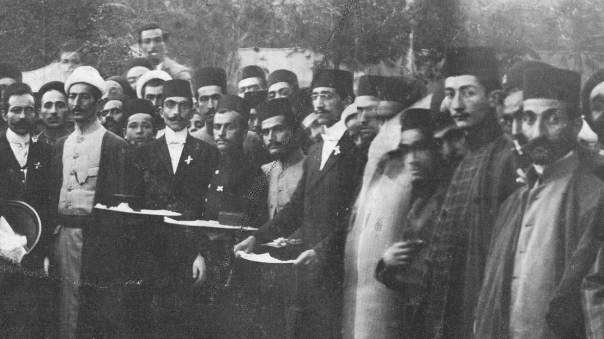 از اعتصاب تلگرافچی&zwnjها تا انقلاب مشروطه