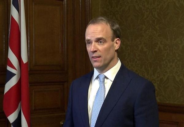 استاندارد دوگانه وزیر خارجه انگلیس در خصوص حقوق بشر
