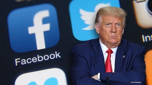 زاکربرگ: حساب های ترامپ در فیسبوک و اینستاگرام به مدت نامحدود مسدود شد