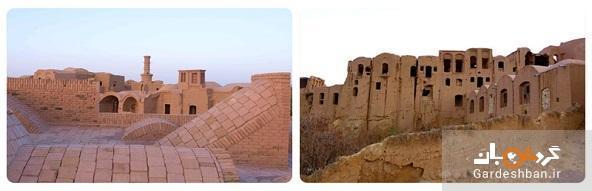 روستا و منار خرانق یزد؛ منطقه باستانی و خوش آب و هوای یزد، عکس