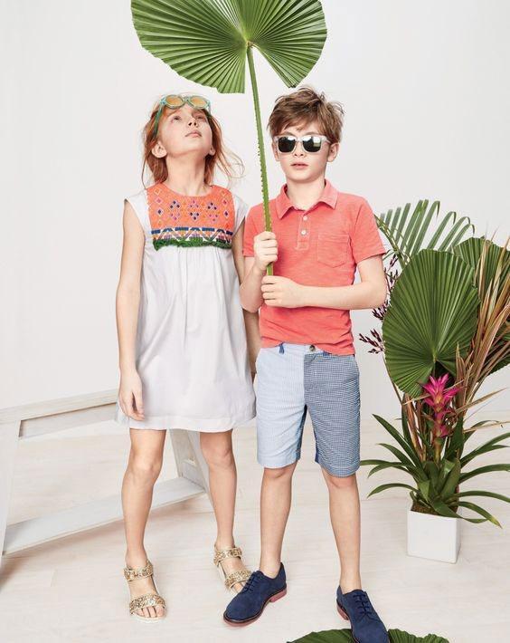 مدل لباس بچه گانه (دخترانه و پسرانه)