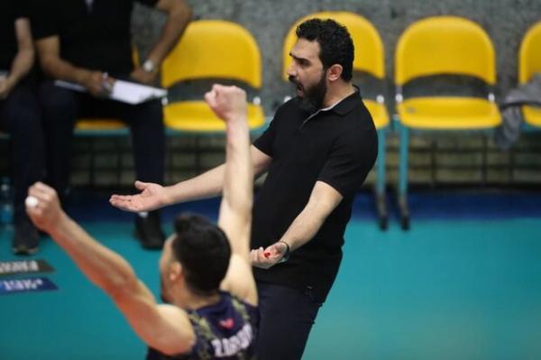 دیدار با سایپا سطح والیبال ایران را نشان داد