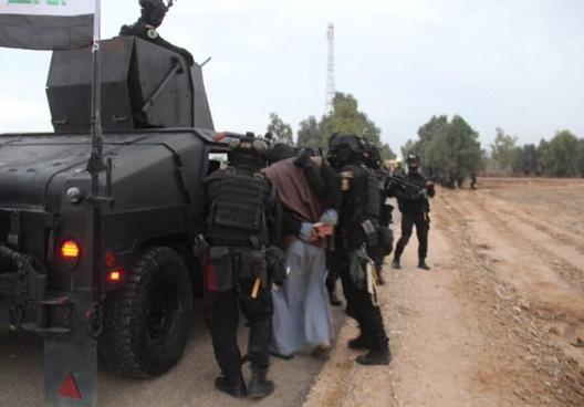 دستگیری سرکرده واحد بمبگذاری داعش در غرب بغداد