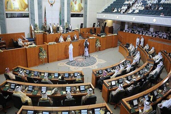 جلسات مجلس کویت یک ماه تعطیل شد