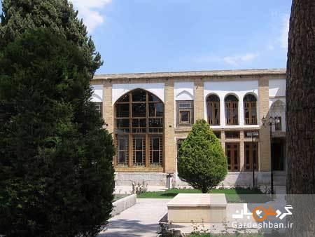 عمارت رکیب خانه؛ یکی از بناهای بافت قدیم اصفهان، عکس