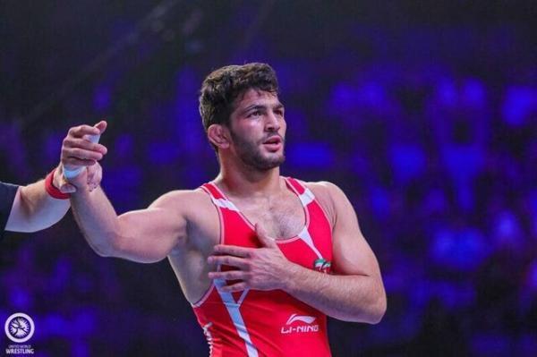 اتحادیه جهانی کشتی: حسن یزدانی به دنبال رکوردشکنی در المپیک توکیو است
