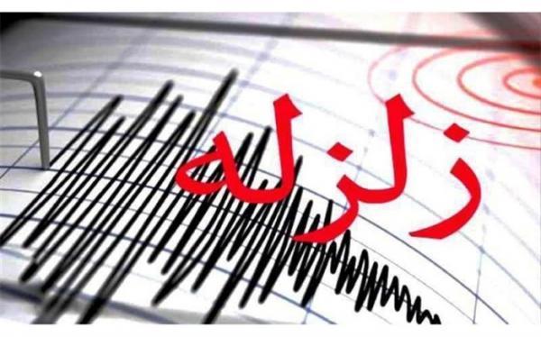 وقوع زلزله 4 ریشتری در آذربایجان غربی