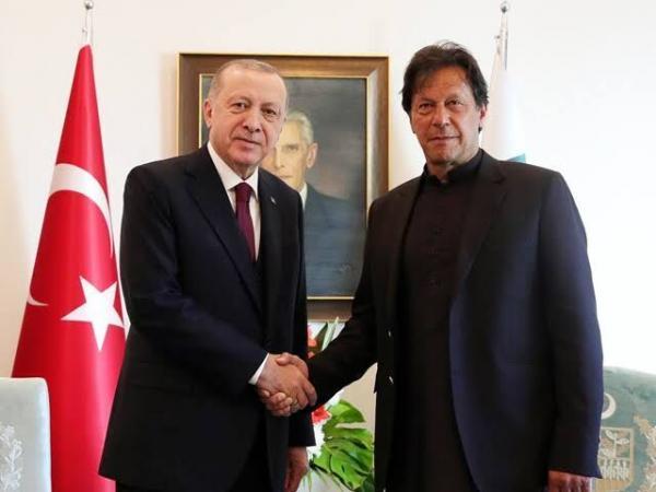 خبرنگاران تحولات افغانستان، محور رایزنی تلفنی اردوغان با عمران خان